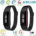 Hot! Smart Band Bracelet Heart Rate Monitor Activity Fitness Tracker Bluetooth Waterproof Wristband S09 for iPhone iOS Android