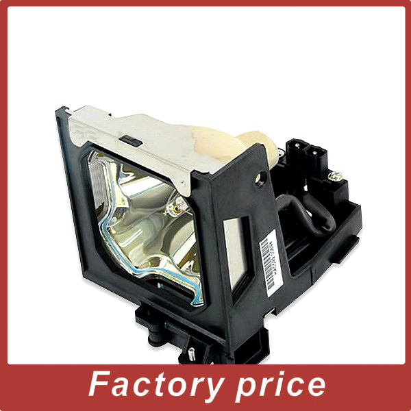 Compatible Projector Lamp  POA-LMP48 610-301-7167 Bulb  for PLC-XT10 PLC-XT15 high quality replacement compatible projector bulb projector lamp module poa lmp48 for plc xt15