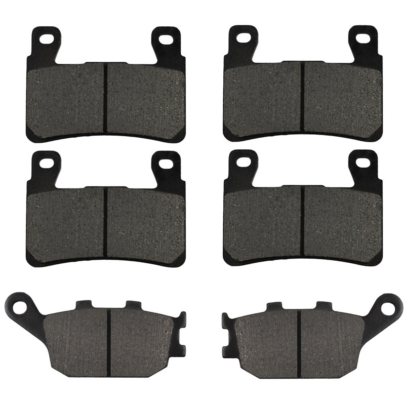 ФОТО Moto Sintered Front & Rear Brake Pads for Honda CBR600 CBR900 VTR1000 VTR 1000 CB1300S CBR 929 954 600 900 RVT1000 R / RC51