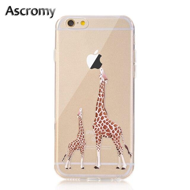 giraffe phone case iphone 8 plus
