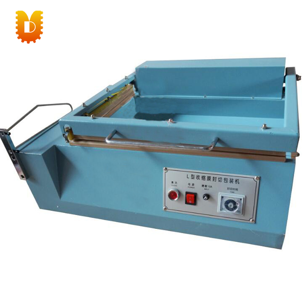 L-type sealing and cutting machine shrink film sealing machine sf 300 foot sealing machine shrink film sealing and cutting machine bubble film sealing machine food bag sealing machine