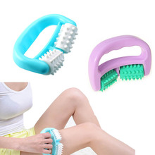 Full Body embossing roller massage Cellulite Control Roller Massager Thigh Body Slimming H