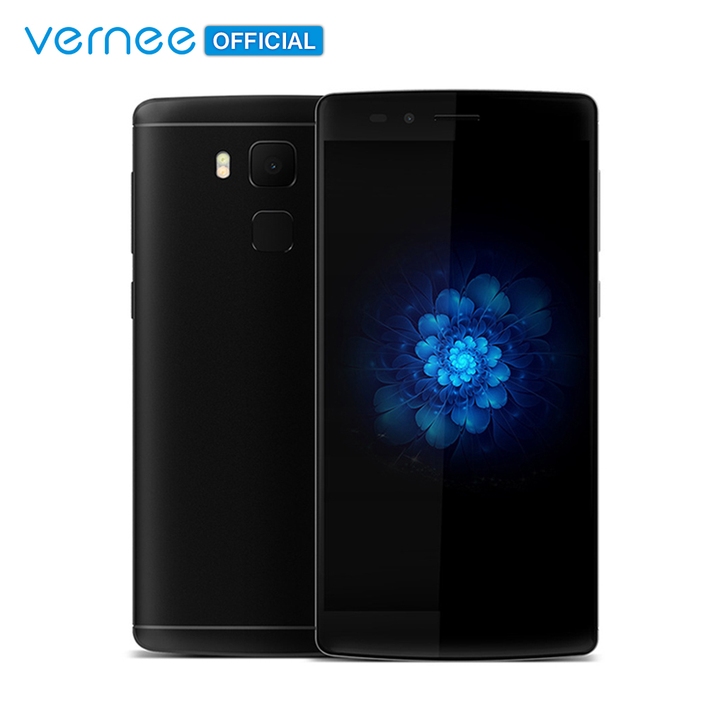 """Vernee Apollo X Mobile Phone MTK Helio X20 Deca-Core 5.5"""" 16.0MP Camera Cell phones 4G RAM 64G ROM 4G Lte Android7.0 Smartphone"""