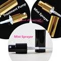 Black/Gold/Silver Perfume Spray Cap,5ml\10ml\15ml\20ml\30ml\50ml Perfume Bottle,Mist Spray Pumps,Treatment pump,Metal Sprayer
