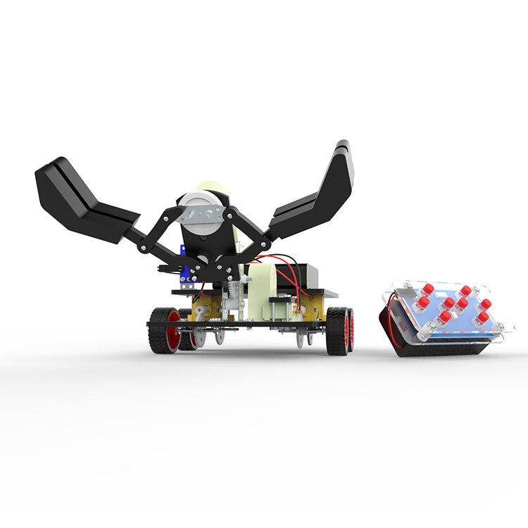 JMT Gripper Car DIY plastic puzzle Educational toys Technology Manual for Children Kids F20781