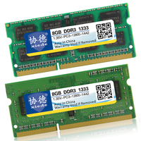 Brand New Xiede 1 35v Laptop Memory Ram DDR3L 1333Mhz 8GB 4GB 2GB For Notebook Sodimm