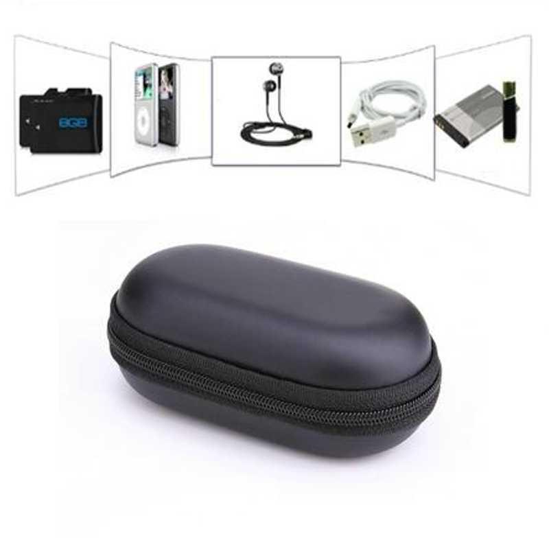 2018 Oortelefoon Hard Doos Tas Hoofdtelefoon Geval Voor Bose Sennheiser jbl Oorkussens Usb-kabel Charger Opslag Oortelefoon Case Accessoires