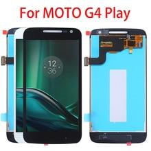 LCD Screen For Motorola Moto G4 Play XT1604 XT1602 XT1607 XT1609 XT1601 XT1603 LCD Display Touch Screen Digitizer Assembly Parts
