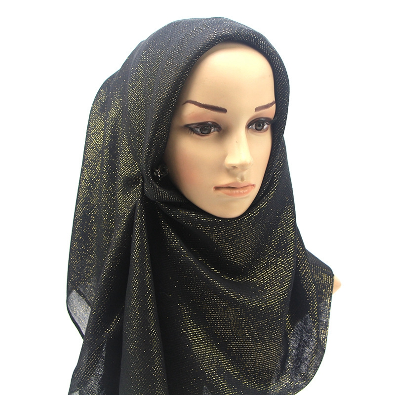 LARRIVED 2019 Spring Autumn Women Cotton Scarf Wraps Foulards Sjaal Muslim Hijab Drape Stitching Fringe Cotton Scarf 10 color in Women 39 s Scarves from Apparel Accessories