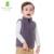 Esbelto Marca Crianças Inverno Meninos Fleece Colete Doce Cor Sólida Zipper Colete Dentro De Peles Crianças Meninos Colete