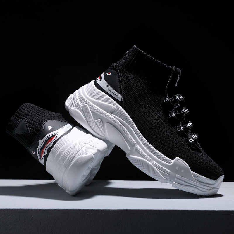 7b03f254 ... Bape Shark Balanciaga Women Running Shoes Designer Sneakers Male  Outdoor Jogging Walking Sports Shoes Brand GYM