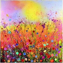 Full Square/Round Drill 5D DIY Diamond Painting Abstract flower Embroidery Cross Stitch Mosaic Rhinestone Decor large diy diamond painting abstract venice city of water embroidery beads cross stitch full square round mosaic decor fs4695