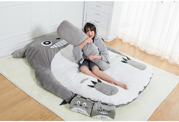 Totoro single bed chair mattress 1