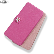 Luxury Flip Stand Wallet Phone capa For Huawei Y3 Y5 Y6 II Compact Y 3 Y 5 2017 Ascend G630 G620S Y541 Y5C Y330 Phone Bag Cover смартфон huawei ascend y330 black