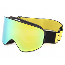 Winter Ski Goggles Double Lens Sports Snowboard Goggles with Anti-fog UV Protection for Men Women Snowmobile Skiing Skating mask