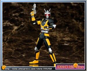 "Image 4 - Japan Kamen ""Masked Rider Black RX"" Original BANDAI Tamashii Nations SHF/ S.H.Figuarts Toy Action Figure   ROBORIDER"