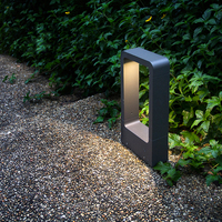 Venta Luces de porche LED para Sendero de jardín modernas impermeables al aire libre AC110V 220V DC12V