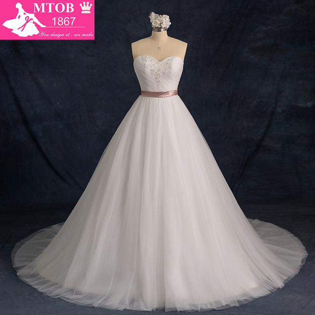 Lace Wedding Dress 2015 With Jacket Belt Shopping Sales Online ...