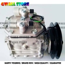 Brand New Air Conditioner Compressor For Mitsubishi Fuso Fighter truck AC ACA200A007A FK337D-553073 FK337D553073