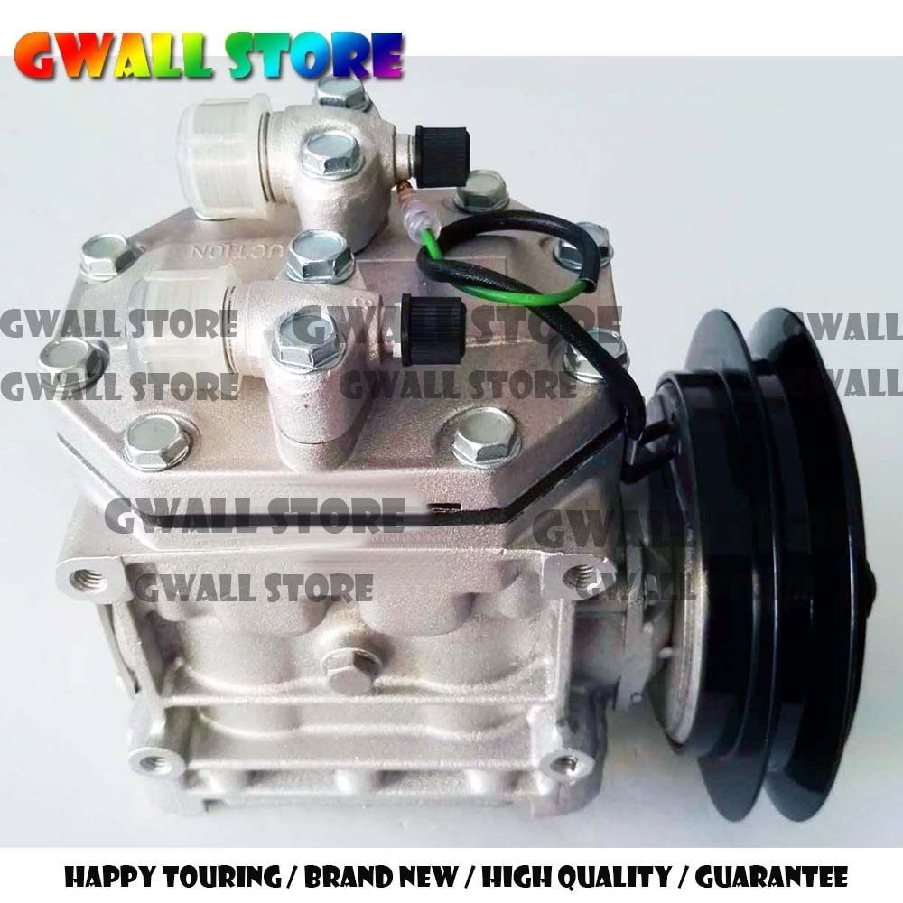 Automobiles & Motorcycles Air-conditioning Installation Brand New Air Conditioner Compressor For Mitsubishi Fuso Fighter Truck Ac Compressor Aca200a007a Fk337d-553073 Fk337d553073 To Help Digest Greasy Food