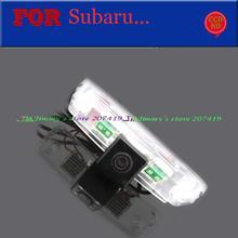 Беспроводной ночного видения автомобилей камера для SUBARU FORESTER IMPREZA sedan (3C) для Subaru Forester Наследие сзади камеры waterpoof
