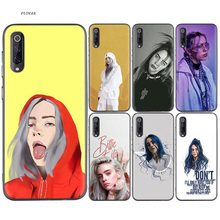 Billie Eilish Novelty Protection Soft TPU Case For Xiaomi Redmi K20 Y3 7A S2 6A Note 7 7S 6 5 Pro Xiomi 9T 8 A2 lite F1 Cover one punch man anime phone case for xiaomi redmi s2 y3 y2 note 7 7s 6 5 pro 4 4x mi f1 9 8 a2 lite pattern cover capa coque