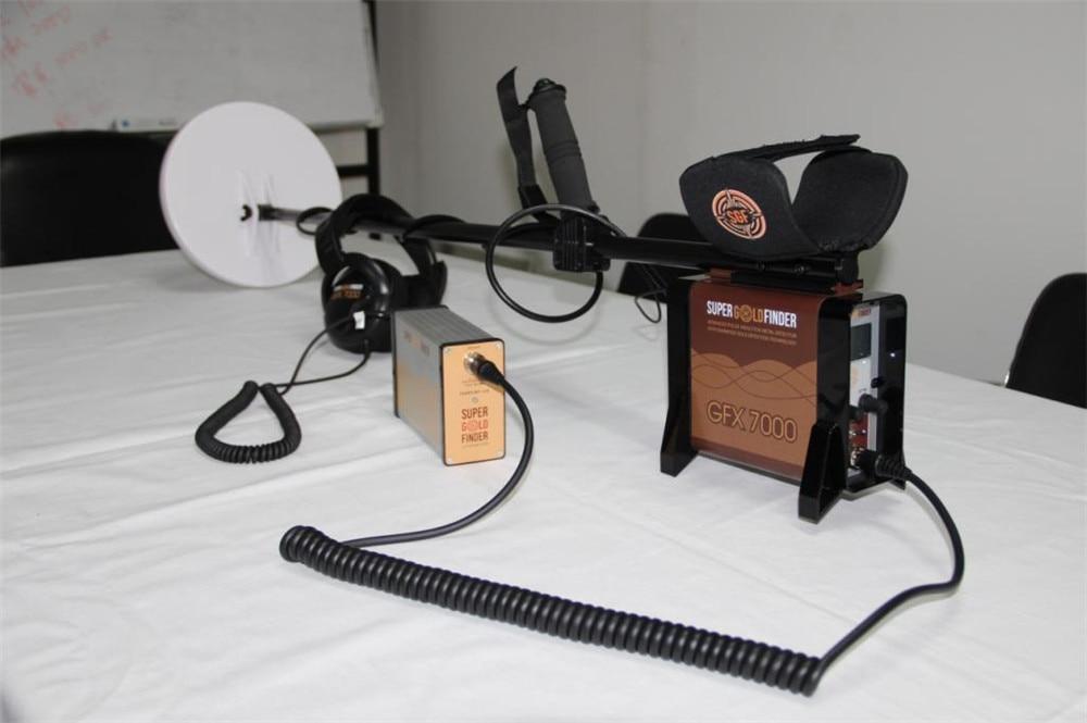 Фото New Arrival 100% Orignal Underground Metal Detector GFX7000 Long Rang King