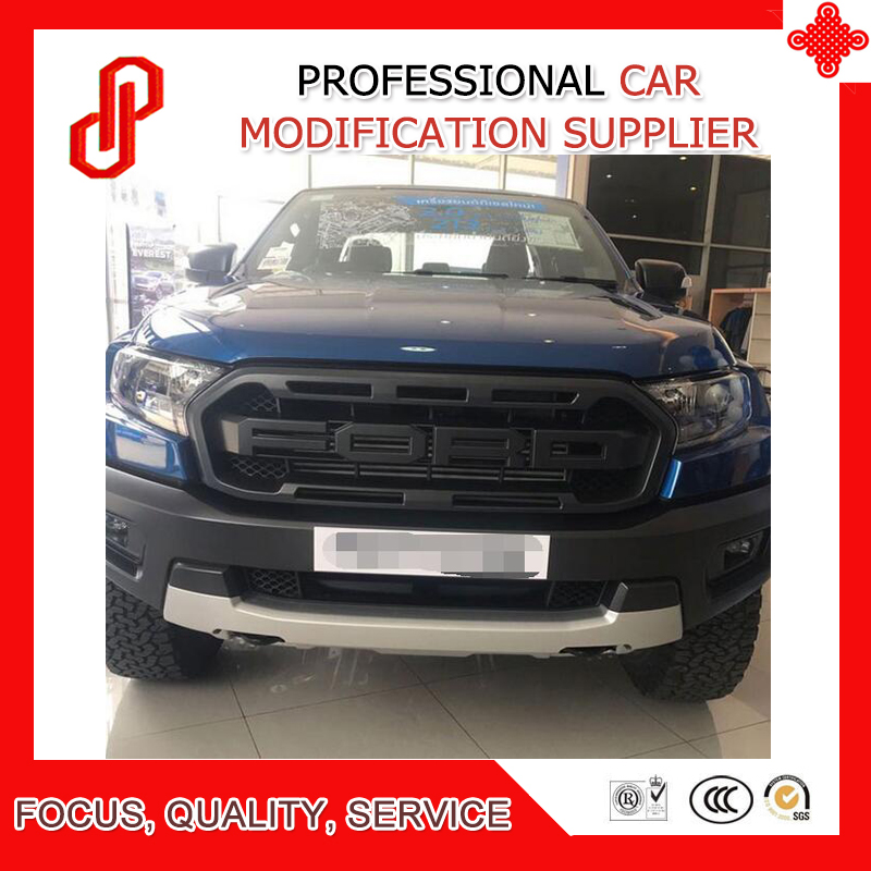 High Quality Modified ABS Car Front Racing Grills Grille Cover For Everest 2015 2016 2017 2018 2019
