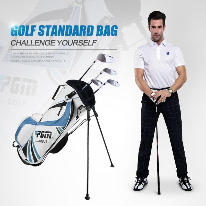 Seulement 2.5 KG. Le plus Portable et léger, sac de golf rack sac de golf chariot sac 14 pièces clubs conteneur chariot de golf sac personnel sacs de golf