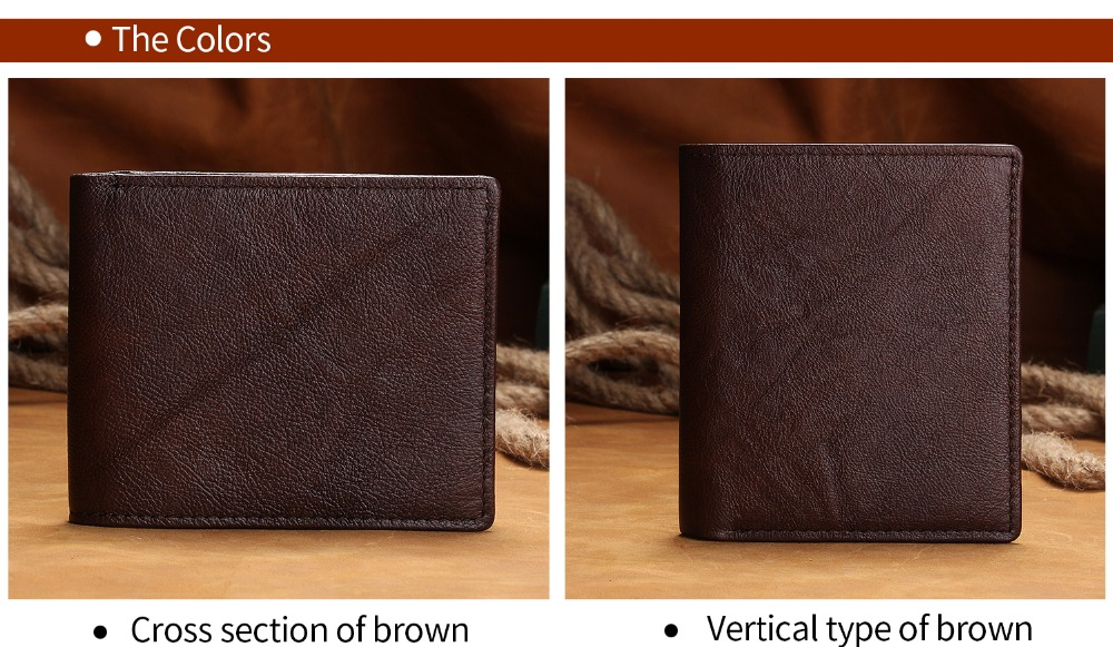 2031-100% top quality cow genuine leather men wallets fashion splice purse dollar price carteira masculina-1_01 (6)