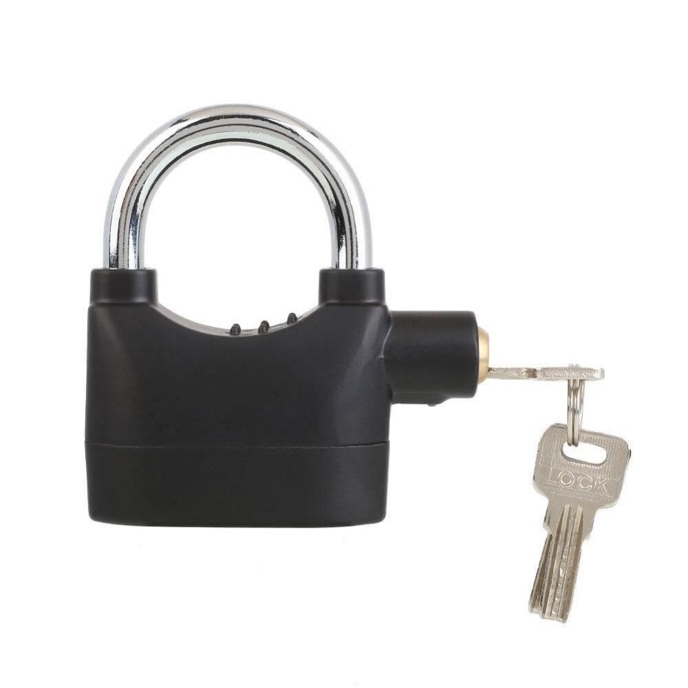 Bicycle Bike Alarm Lock Anti Losing Anti Thief Motion Sensor Monitor Security...