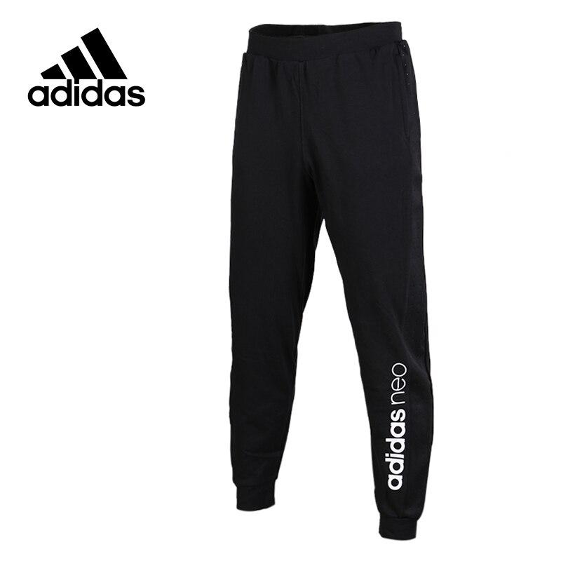 Original New Arrival Official Adidas NEO Men's Full Length Training Pants Sportswear original new arrival official adidas women s tight elastic training black pants sportswear