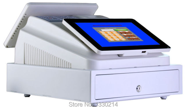 Alibaba Stock Symbol Retail Pos System Machine For Restaurant And Supermarket