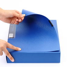 Boxes Document Paper-Organizer Storage-Cases File-Box Office-Supplies Information Plastic