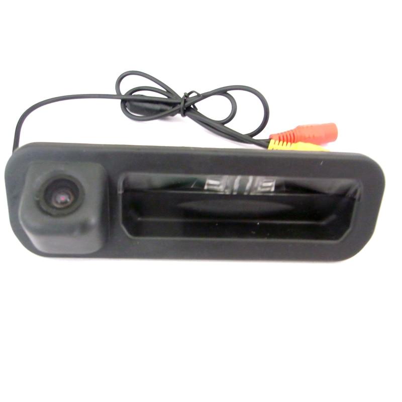 CCD HD mașină din spate camera de vedere pentru Ford focus hatchback sedan focus2 focus3 portbagaj mâner comutator cameră sârmă wireless parcare asista