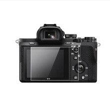 Защитное покрытие из закаленного стекла для Sony A7 A7R A7S A7K Generation 1 я камера ЖК дисплей экран Защитная пленка защита