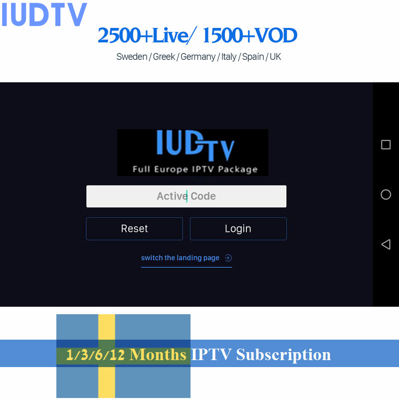 iptv italy x96 max tv box 4gb 64gb usb3 0 android 8 1 s905x2 with