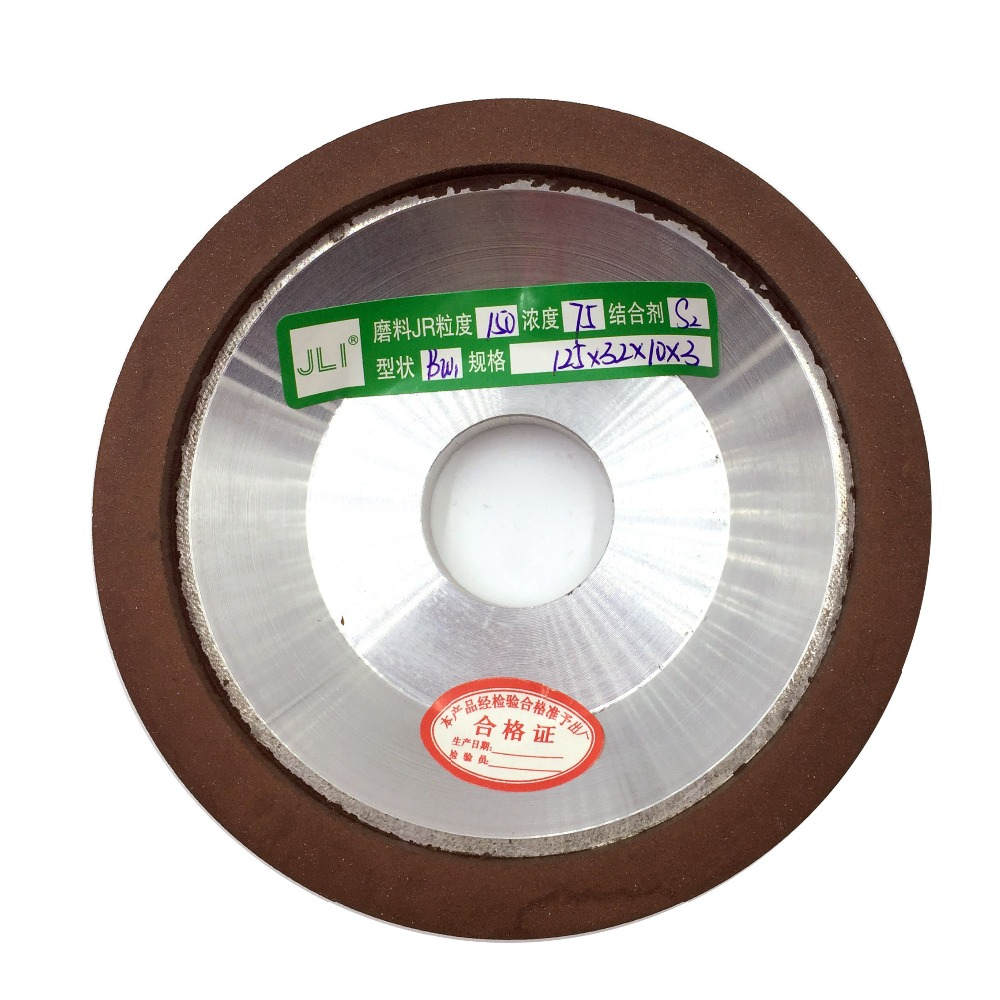 JLI 125mm 120/150/180/240/320 Diamond Grinding Wheel Cup Grinding Grain Cutting Saw Blade Disc Bowl Rotary Abrasive Tools 100mm brazing cutting piece diamond grinding bowl marble grinding wheel angle grinder saw blade ceramic stone grinding
