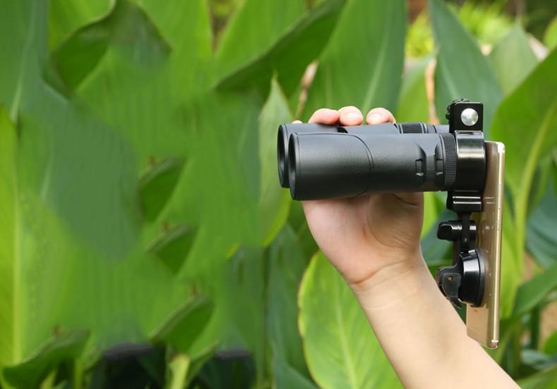 Mikroskop astronomische adapter clip fernglas monokulare spektive