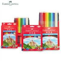 Faber Castell 72/48/36 lápices De colores Lapis De Cor profesionales artista pintura Color lápiz De dibujo materiales para dibujo y Bellas Artes
