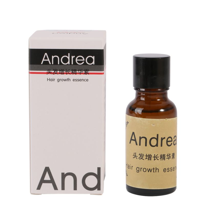 Hot Fast Sunburst Andrea Fast Hair Growth Pilatory Essence Human Hair Oil Baldness Anti Hair Loss Invalid Refund Alopecia image