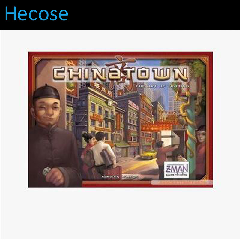 board game china town high quality, very suitable for the family, card game board game risk full english version high quality very suitable for the party