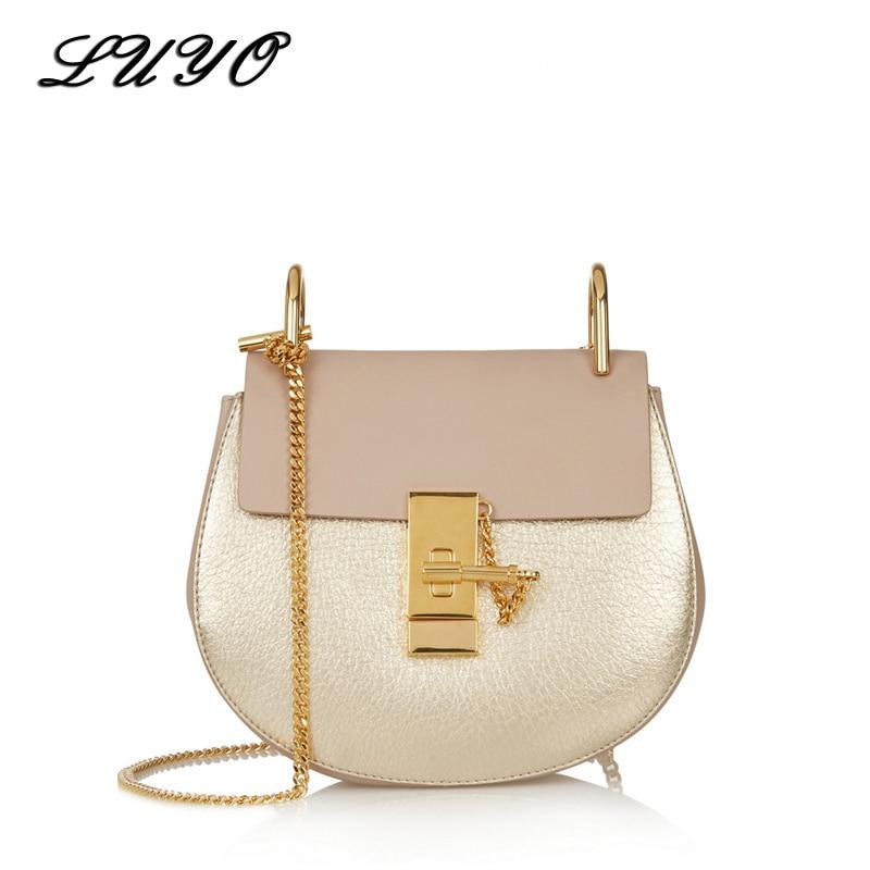 Famous Brand Luxury Handbags Women Bags Designer Genuine Leather ... 036f193f60ab1