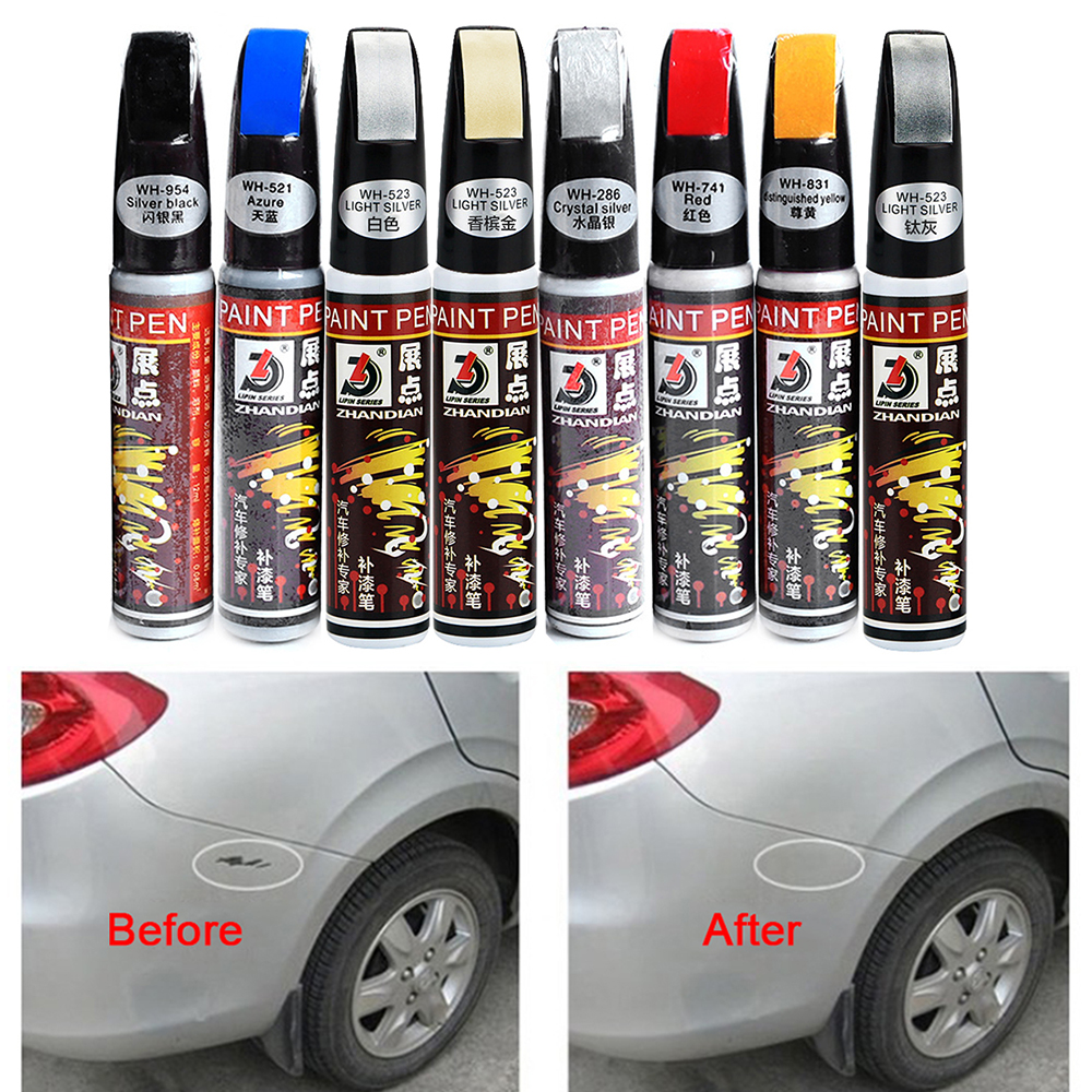 Us 1 08 30 Off 3type Auto Car Paint Scratch Repair Agent Polished Wax Car Beauty Tool Fix It Pro Scratches Remover Car And Anti Fog Agent Tslm1 In