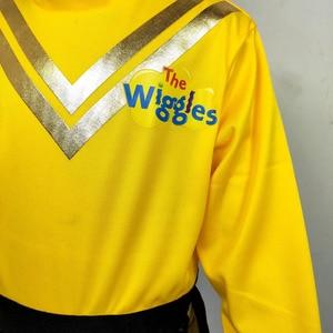 Image 4 - Kleid up als Emma von die Wiggles mit diesem fabulous gelb und schwarz outfit prinzessin kostüm Gelb Ballett Tutu kleid