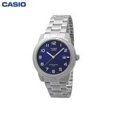 Наручные часы Casio MTP-1221A-2A мужские кварцевые на браслете