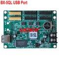 BX-5QL USB Порт 2 * HUB75 и 4 * HUB08 контроллер полноцветный СВЕТОДИОДНЫЙ дисплей Асинхронный полноцветный перемычки контроллер