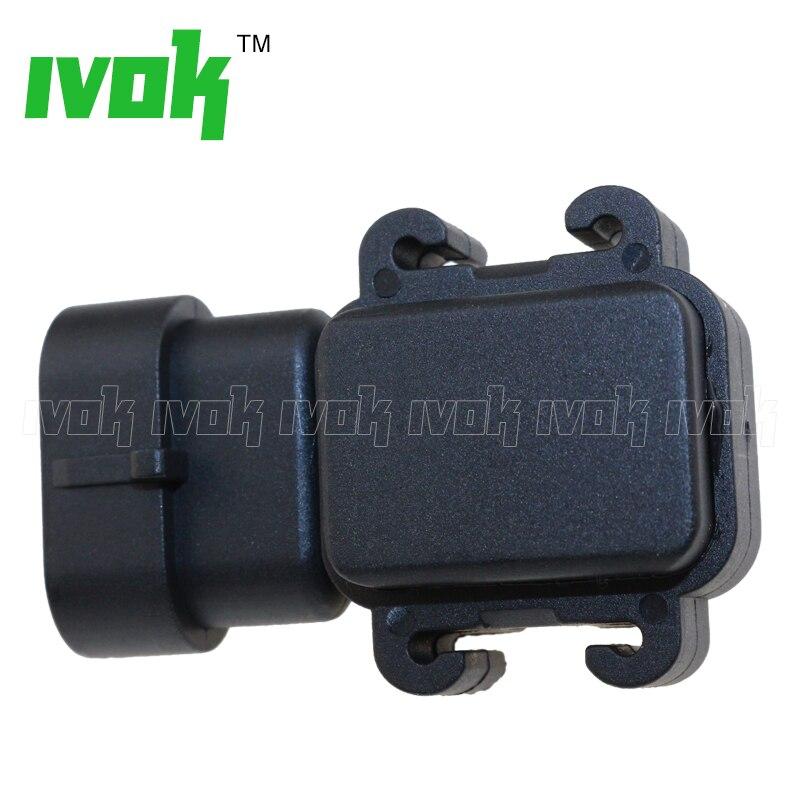Map Pressure Sensor For Vauxhall Opel Astra Iv G Combo Ii Corsa