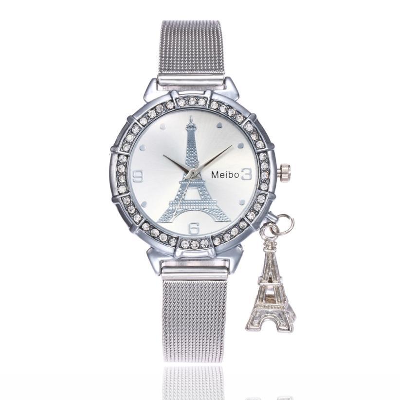 ecabf646d82 Mulheres relógios top marca de luxo 2018 Venda Quente relogio ...