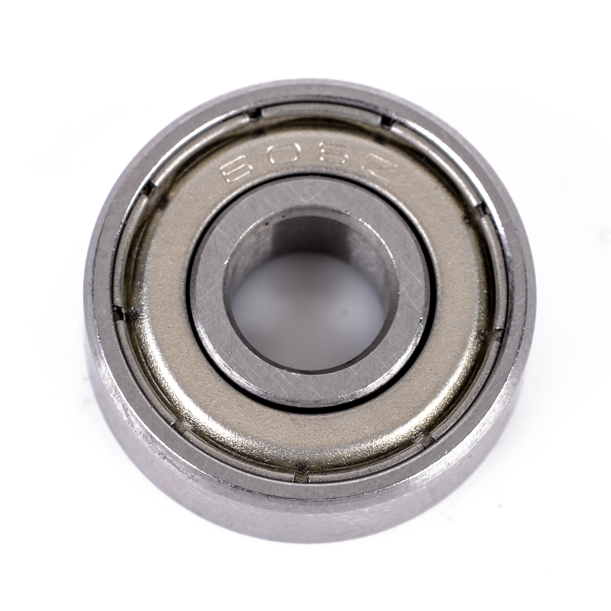 10pcs/lot 606 ZZ Metal Miniature Ball Bearings Deep Groove Shielded Bearings 6x17x6mm For Small Motors